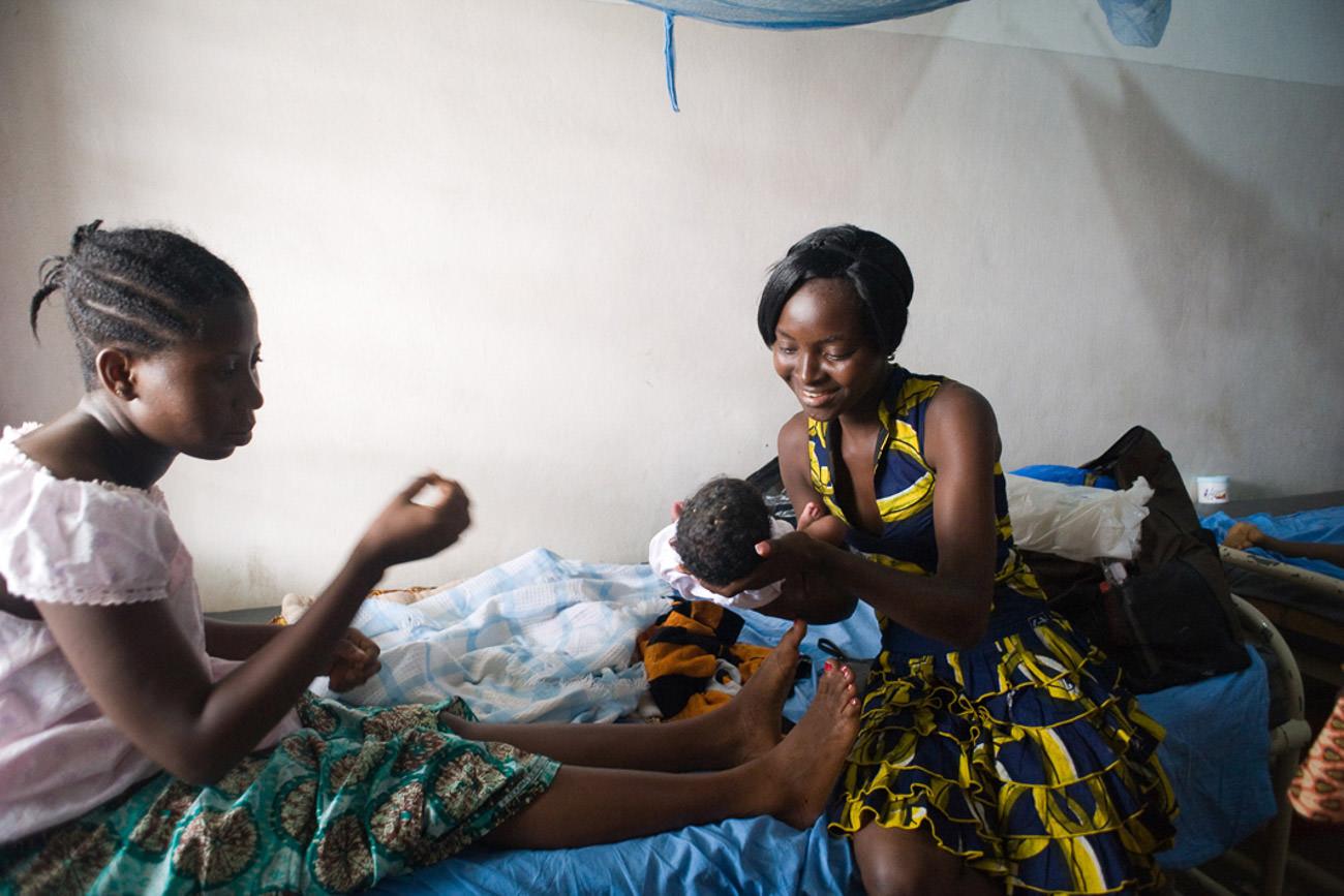 MsF Aiyetoro Health Centre